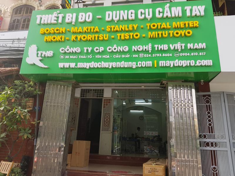 Công ty CP công nghệ THB Việt Nam