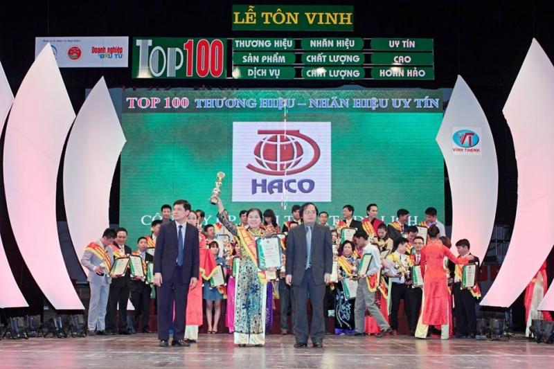 Công ty CP Dịch thuật – Đào tạo và Du lịch Việt Nam (Dịch thuật HACO)