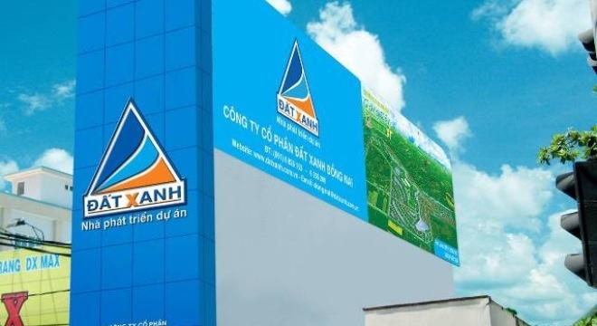 Công ty CP Dịch vụ và Xây dựng địa ốc Đất Xanh