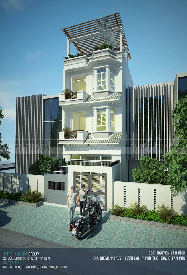 Công ty CP ĐT Kiến trúc Xây dựng Thiết Thạch (THIET THACH Group)