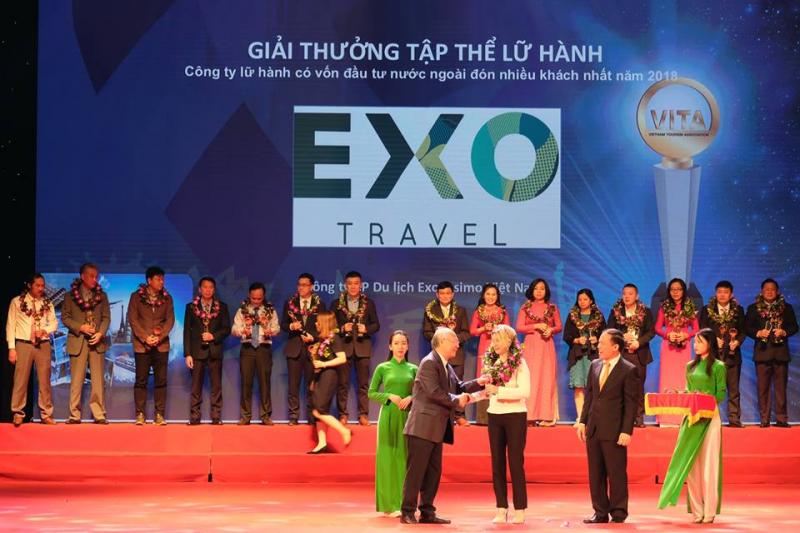 Công ty CP Du lịch Exotissimo Việt Nam