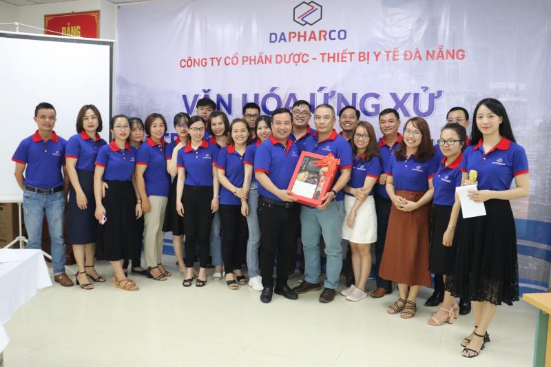 Công ty Cổ phần Dược-Thiết bị y tế Đà Nẵng