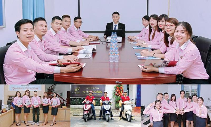 Công ty CP In Hồng Đăng