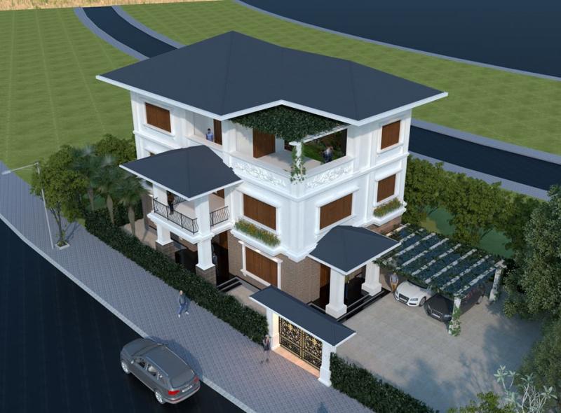 Công ty CP Kiến trúc QTA