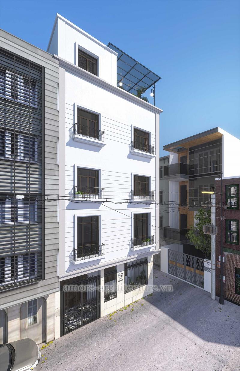 Công ty CP kiến trúc và đầu tư xây dựng A&More