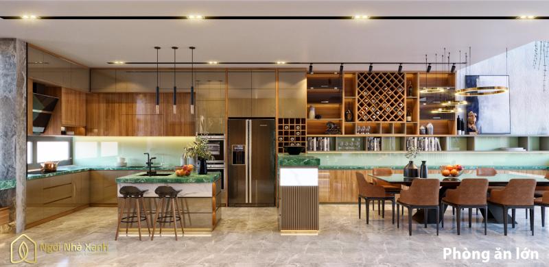 Công ty CP Kiến trúc và Xây dựng Ngôi Nhà Xanh Đà Nẵng