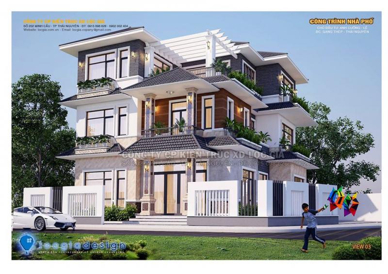 Công ty CP Kiến trúc Xây dựng Lộc Gia