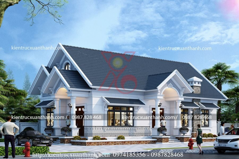 Công ty CP kiến trúc Xuân Thành