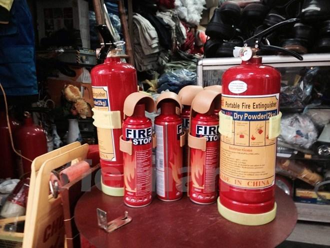 Công Ty CP Phòng Cháy Chữa Cháy Kiên Long
