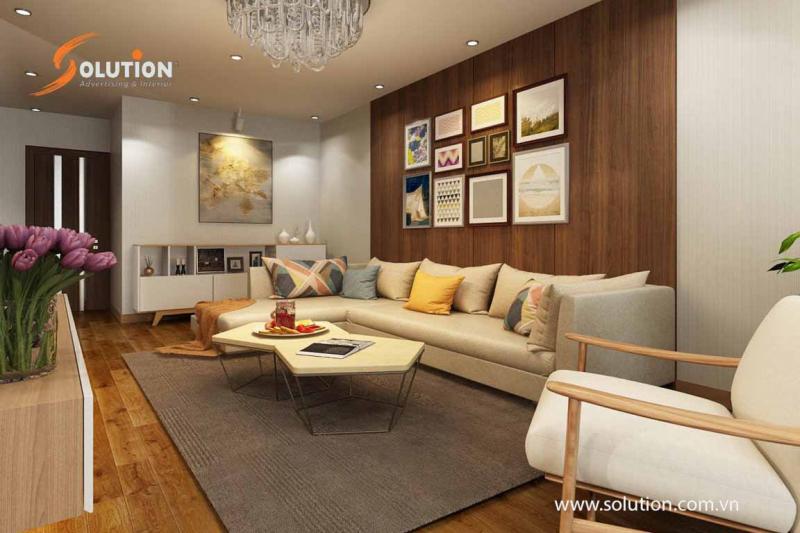 Mỗi sản phẩm thiết kế và thi công nội thất của Solution luôn là những tác phẩm nghệ thuật hoàn mỹ mang đậm phong cách của gia chủ và dấu ấn Solution.