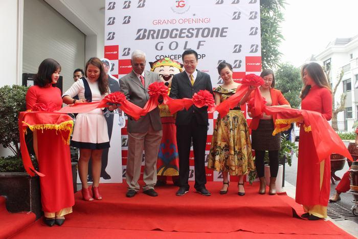 Lễ khai trương Bridgestone Golf Concept Shop