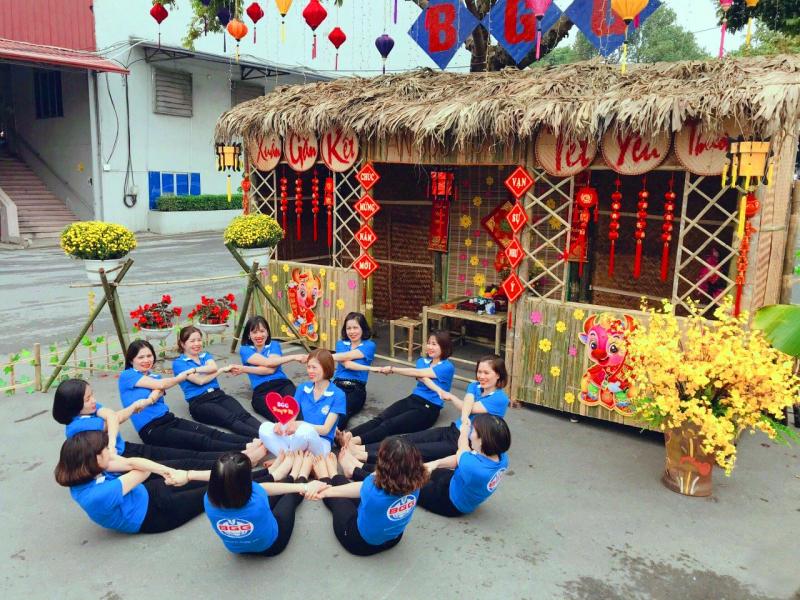 Công ty CP TCT May Bắc Giang BGG - Bắc Giang
