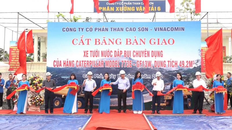 Công ty than Cao Sơn