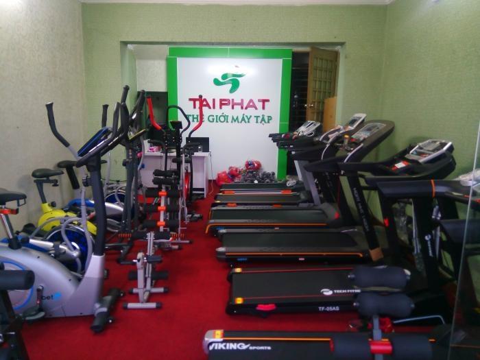Đẳng cấp với máy tập thể dục củaTài Phát Sport