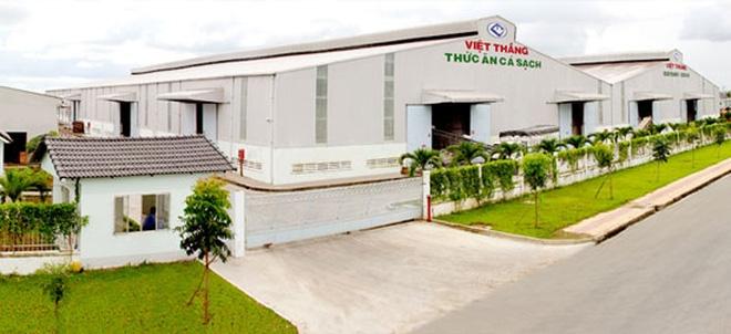 Công ty CP thức ăn chăn nuôi Việt Thắng