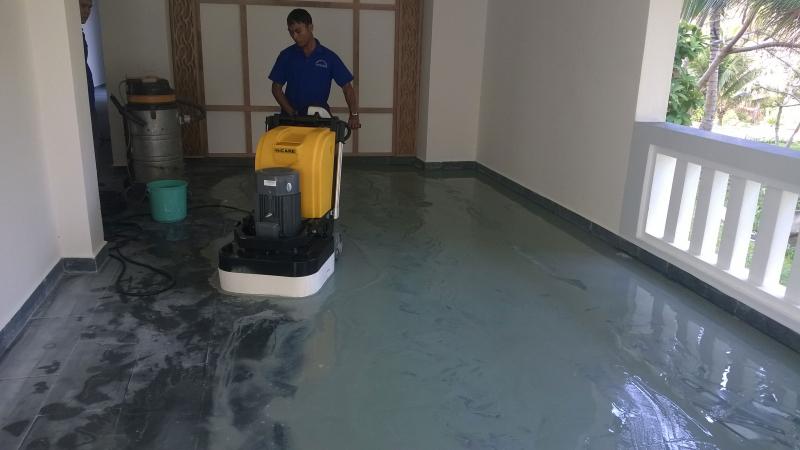 Công Ty CP TM & Làm Sạch Công Nghiệp Hải Phòng