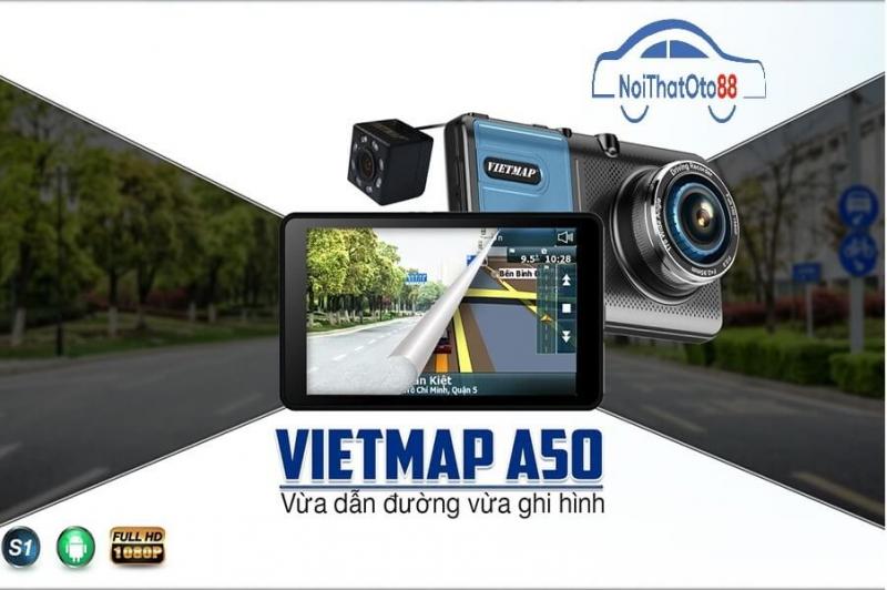 Camera hành trình ô tô Vietmap A50