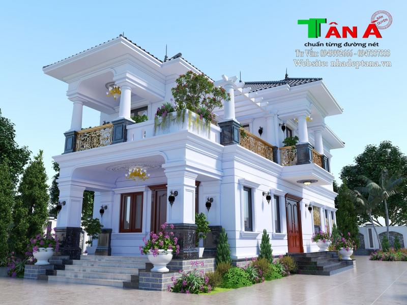 Công ty CP tư vấn thiết kế nhà đẹp Tân Á