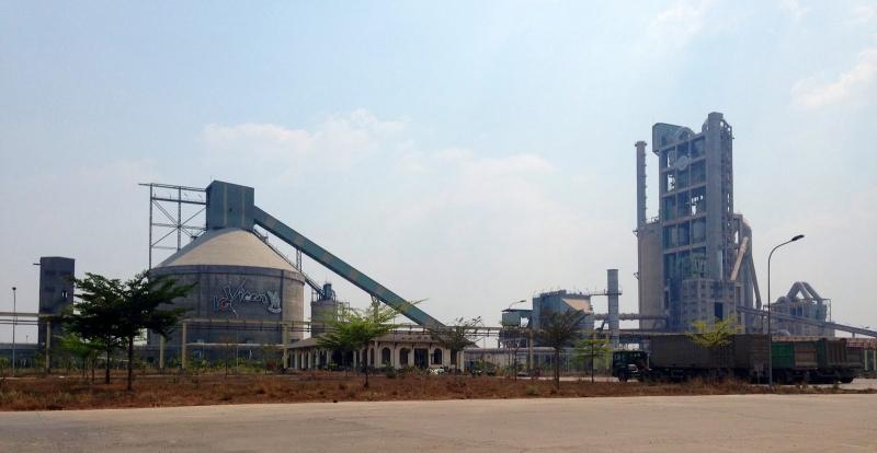 Nhà máy xi măng Vicem Hà Tiên 1