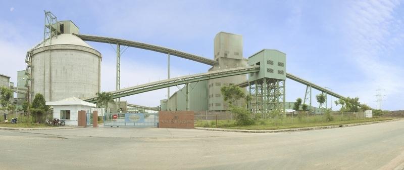 Công ty CP xi măng Cẩm Phả
