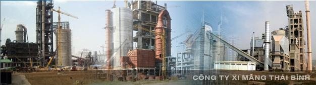Công ty CP Xi măng Thái Bình