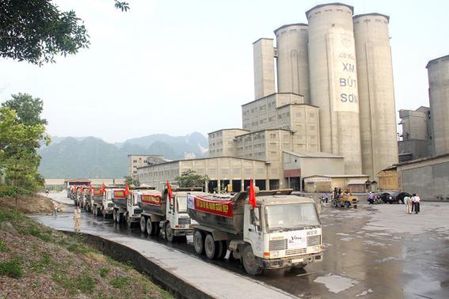 Công ty CP xi măng VICEM Bút Sơn