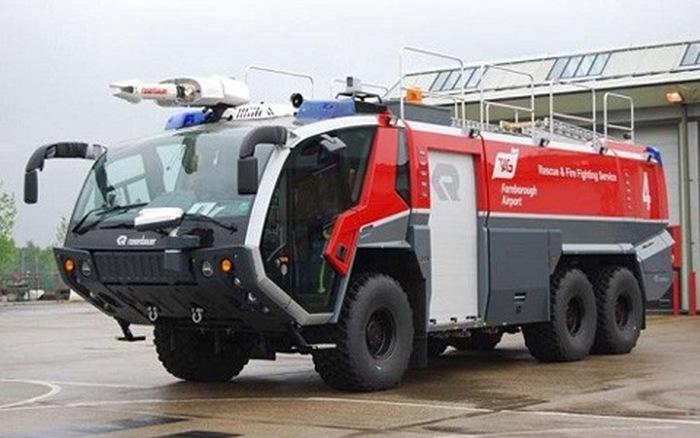 Top 7 công ty cung cấp xe cứu hỏa, ô tô cứu hỏa uy tín nhất Việt Nam