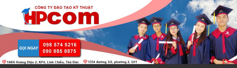 Trung tâm dạy nghề HPCOM