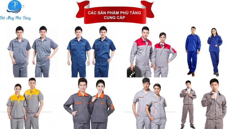 Công ty TNHH Dệt may Phú Tăng - Hà Nam