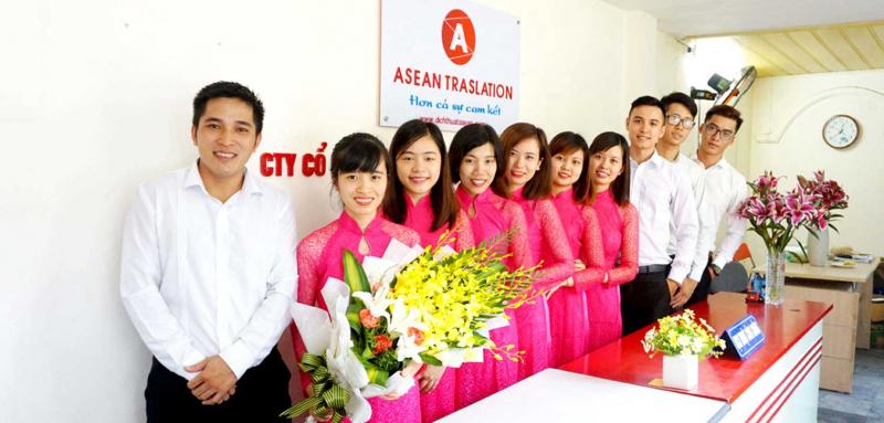 Công ty dịch thuật chuyên nghiệp Asean