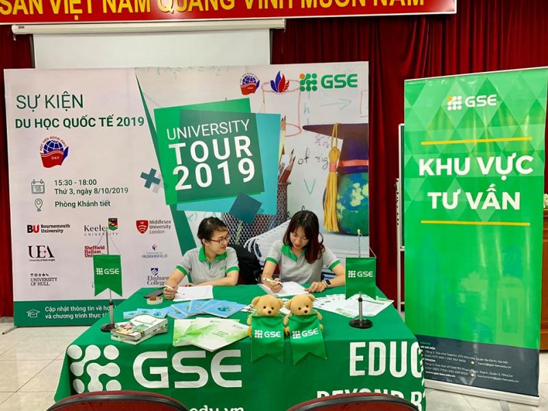 Công ty Dịch vụ Giáo dục Toàn Cầu (GSE)