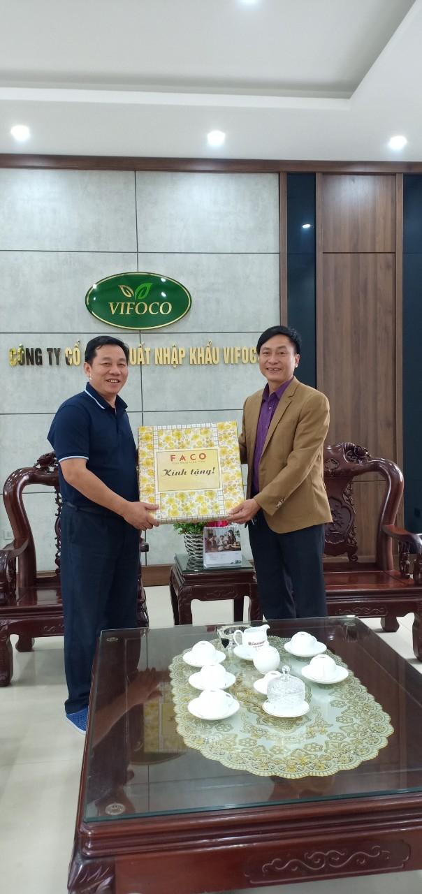 Công ty VIFOCO sử dụng dịch vụ kế toán của Faco Việt Nam