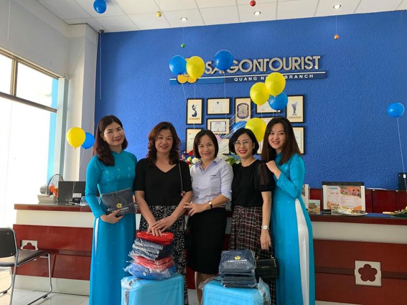 Saigontourist Quảng Ninh
