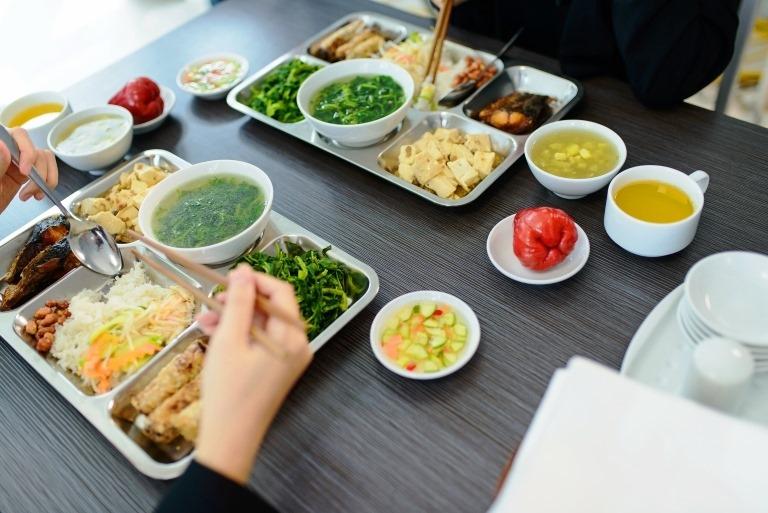 Công ty dịch vụ suất ăn của PSA