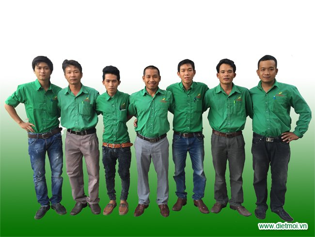 Trần Anh sở hữu đội ngũ Kỹ thuật viên giàu kinh nghiệm