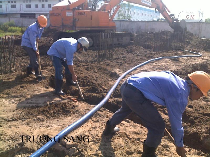 Hệ thống nhân viên đông đảo của Trường Sang luôn sẵn sàng phục vụ tận nơi, nhiệt tình, hiệu quả.