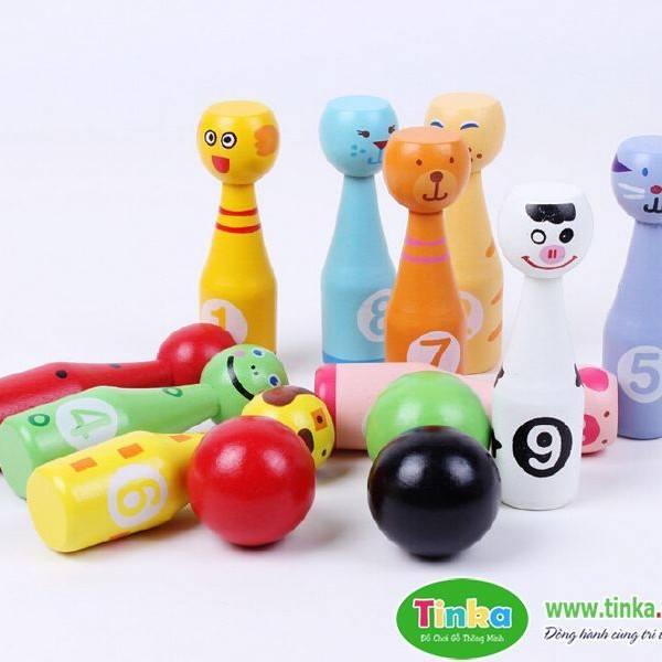Công ty đồ chơi gỗ thông minh TINKA
