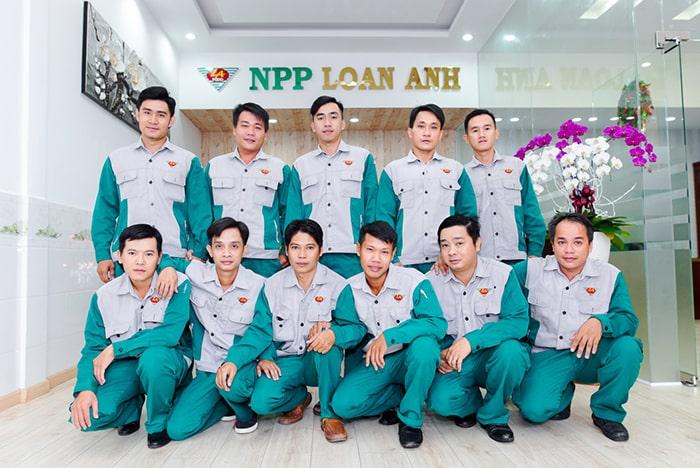 Công ty đồng phục Dony may đồng phục bảo hộ lao động