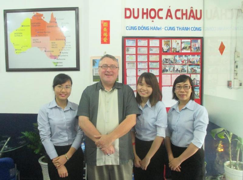 Công ty du học nổi tiếng - du học Á Châu với thâm niên hơn 10 năm hoạt động