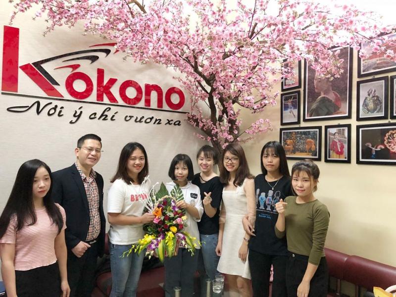 Công ty du học Kokono