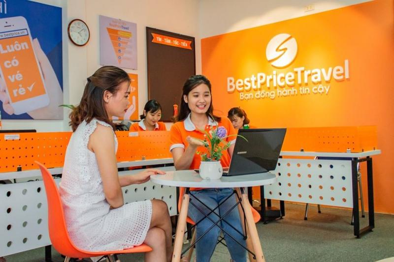 Văn phòng Công ty Du lịch BestPrice