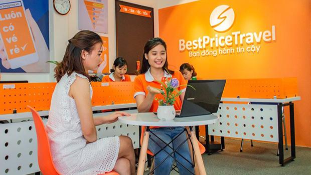 Khách hàng đặt dịch vụ tại BestPrice