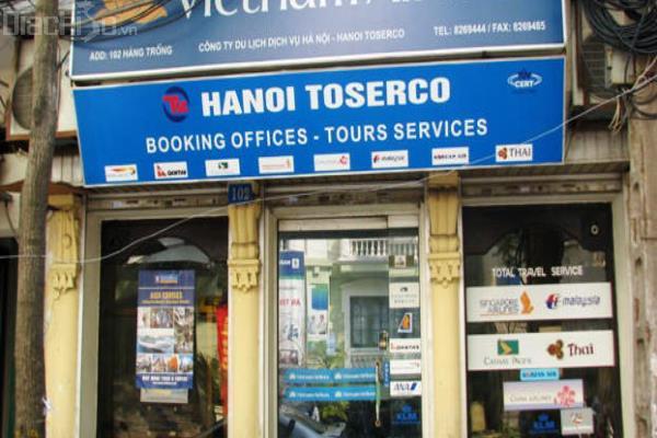 công ty du lịch Toserco