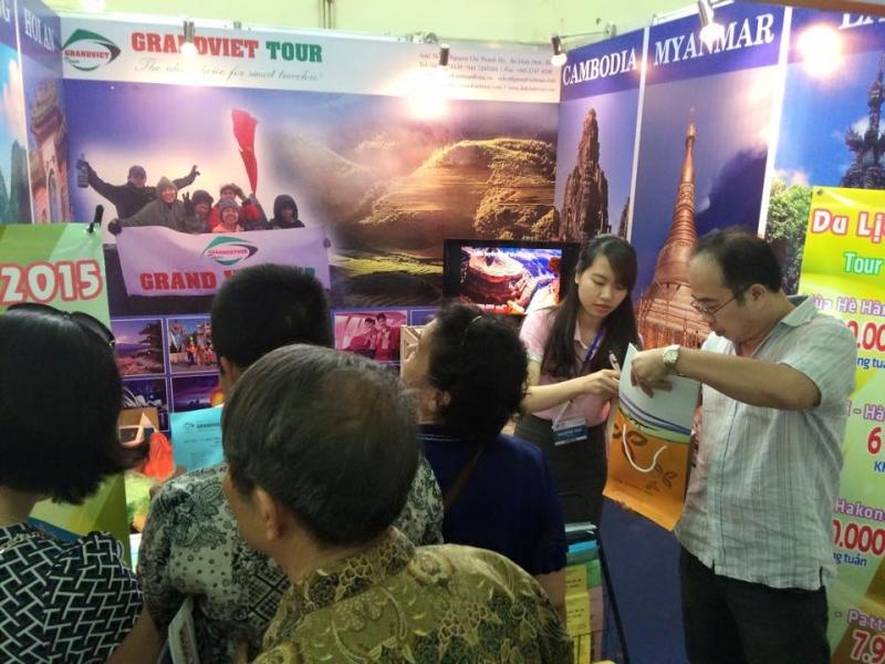 Hoạt động quảng cáo của công ty du lịch Quốc tế Đại Việt