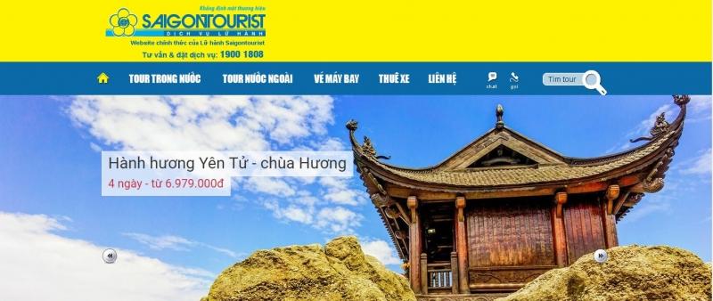 Công ty du lịch Sài gòn tourist