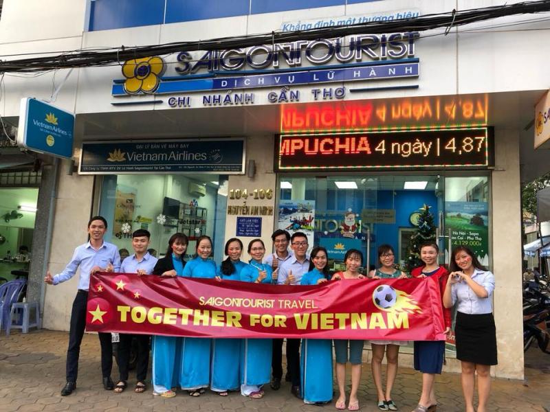 Công Ty Du Lịch Saigontourist Cần Thơ