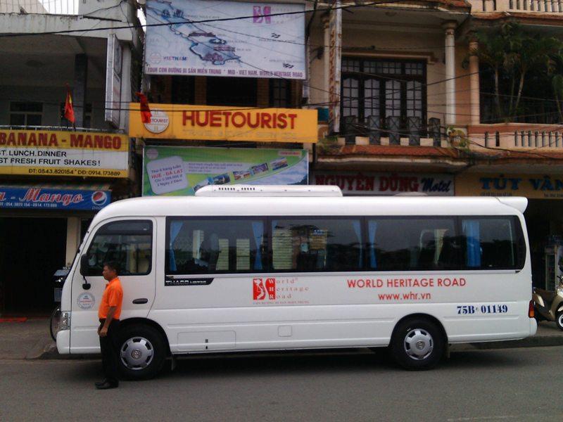 Công ty du lịch và sự kiện Huế Tourist