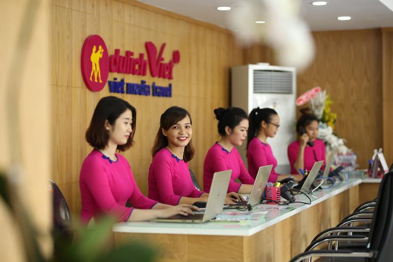 Công ty du lịch Việt