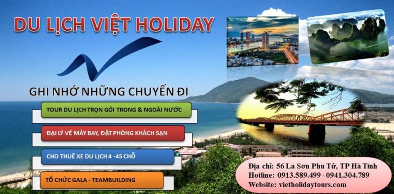 Công Ty Du Lịch Việt Holiday