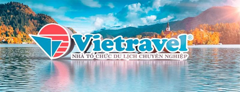 Logo of the company Vietravel